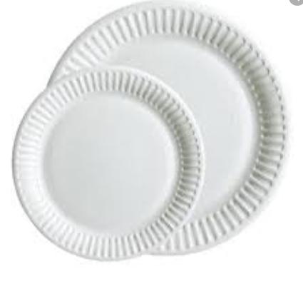 luxe wegwerp borden